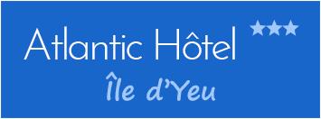 Atlantic Hôtel Ile d'Yeu 3 étoiles