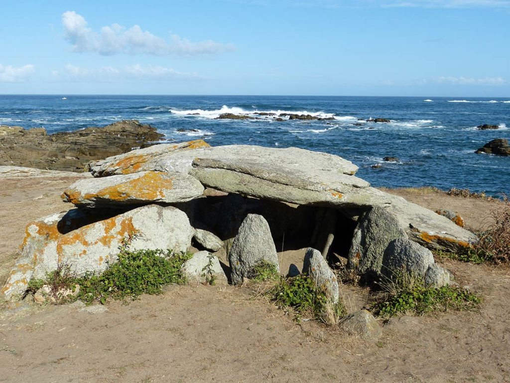 dolmen ile d'yeu